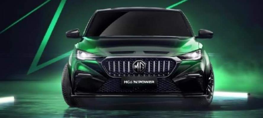 """MG6 Xpower ..الطراز الرياضي للوحش الصيني """"MG"""